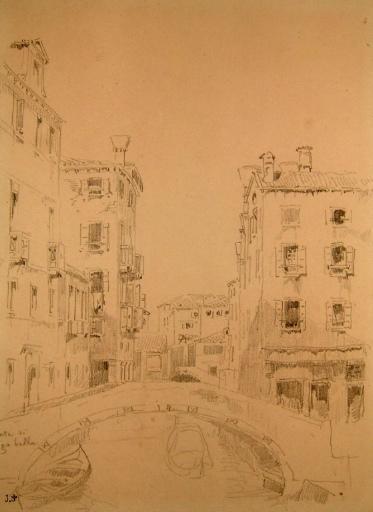Venise, ponte di Rugabella o del Forner, quartier san Giacomo dell'orio_0