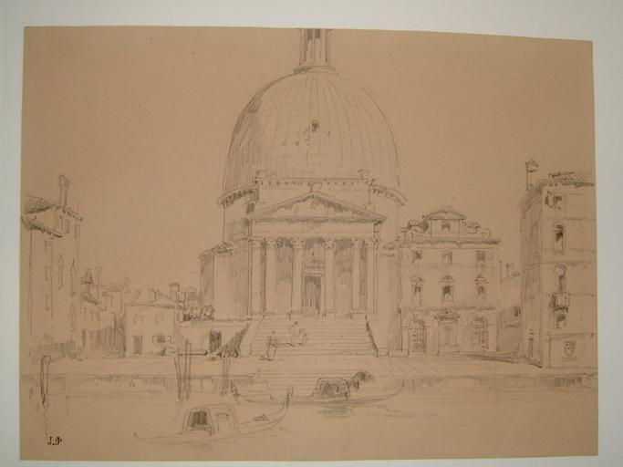 Venise, église San Simeone Piccolo_0
