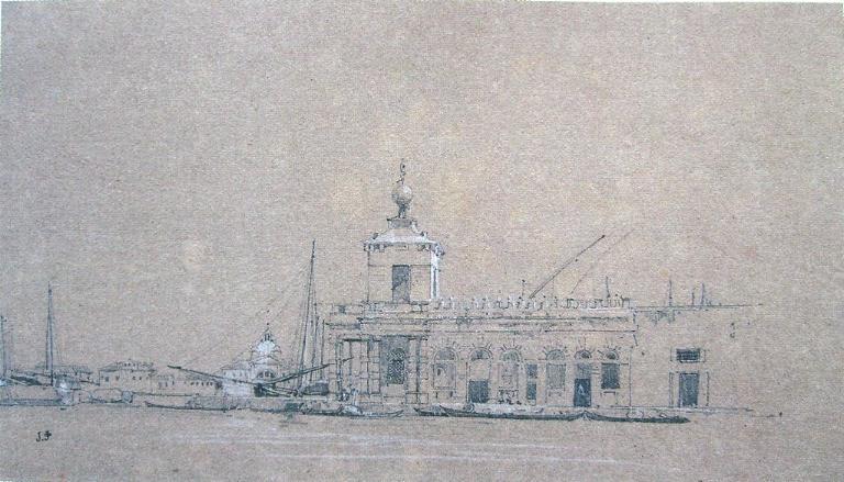 Venise, la Punta della Dogana