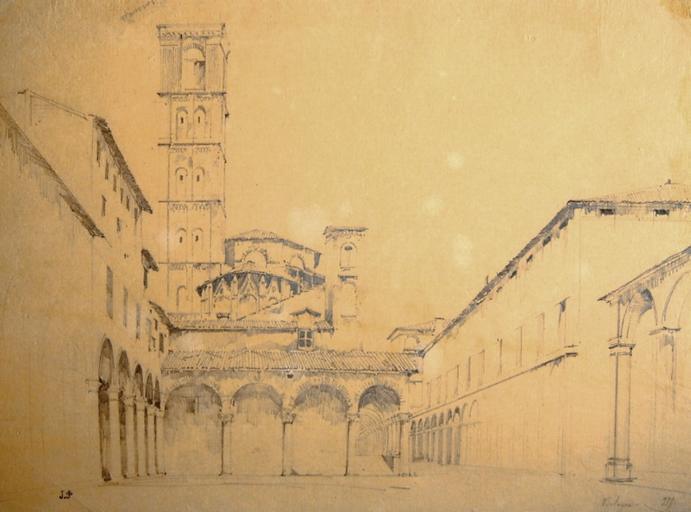 Bologne, chevet de l'église San Francisco_0