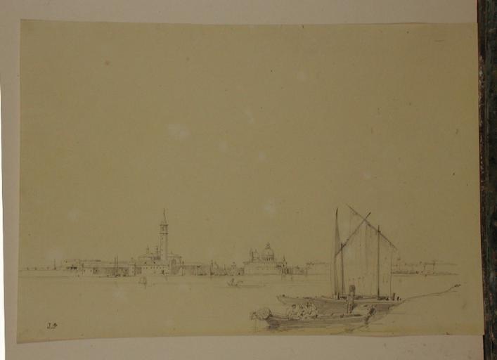 Venise, bassin de St Marc