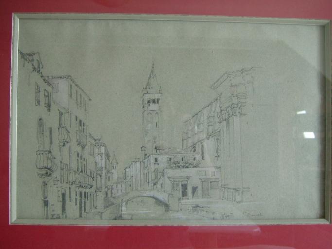 Venise, église St Barnabé