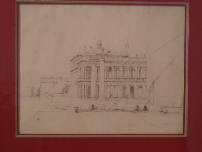 Venise, la Piazzetta (c. 1833)_0