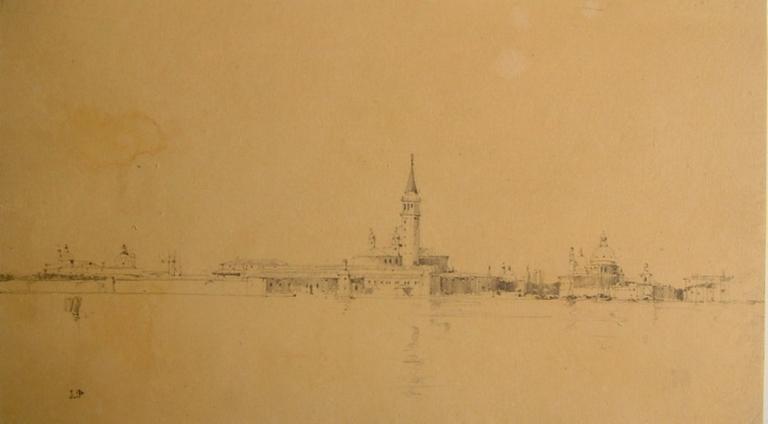 Venise, le bassin de Saint-Marc_0