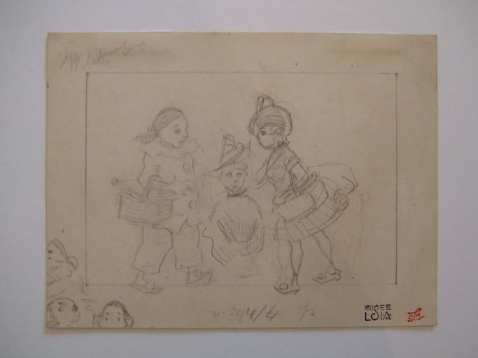 Pierrot et Colombine (titre factice)_0