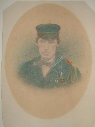 Portrait de Georges Vivenot