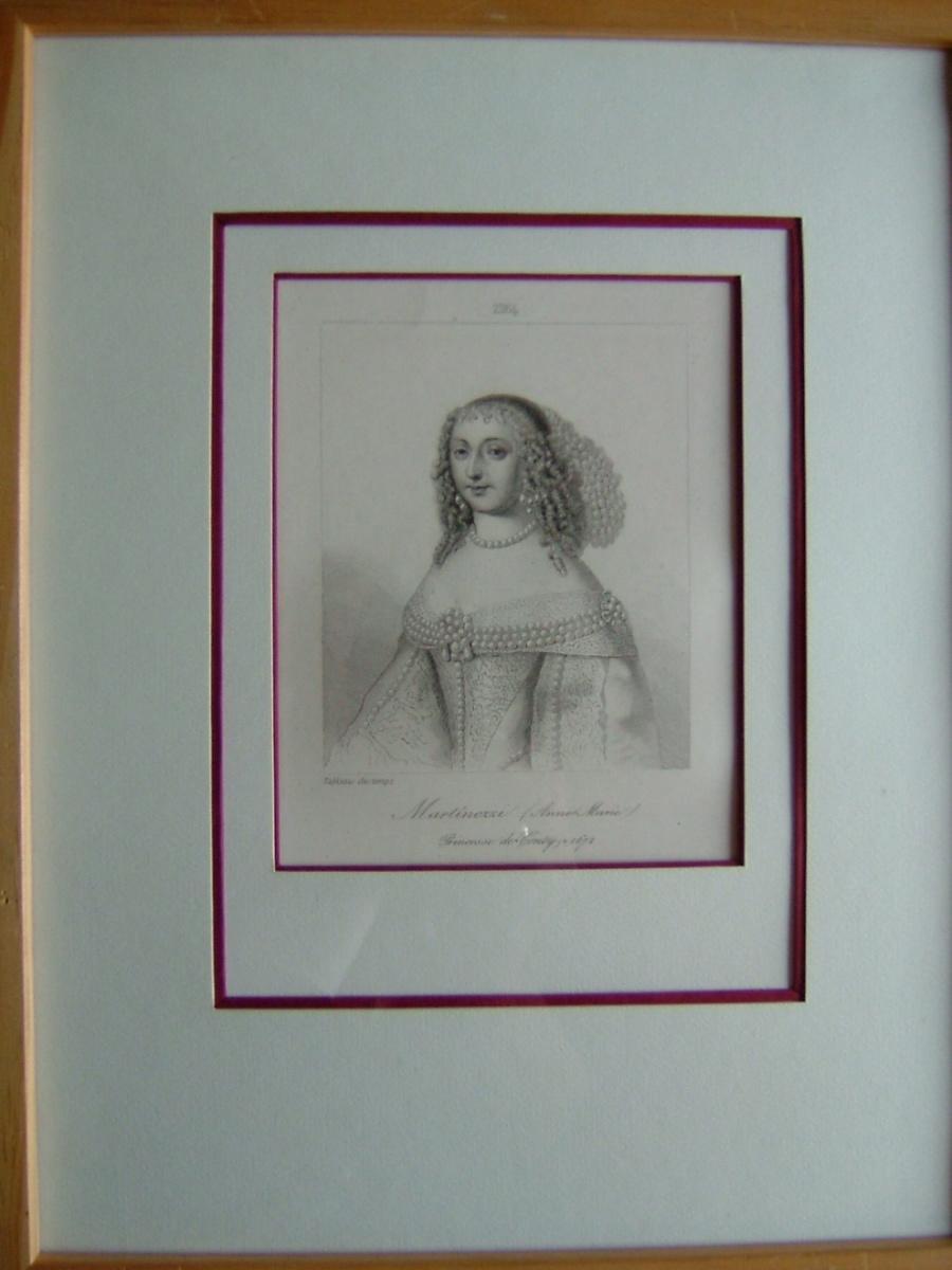 Anne Marie Martinozzi, princesse de Conty + 1672_0