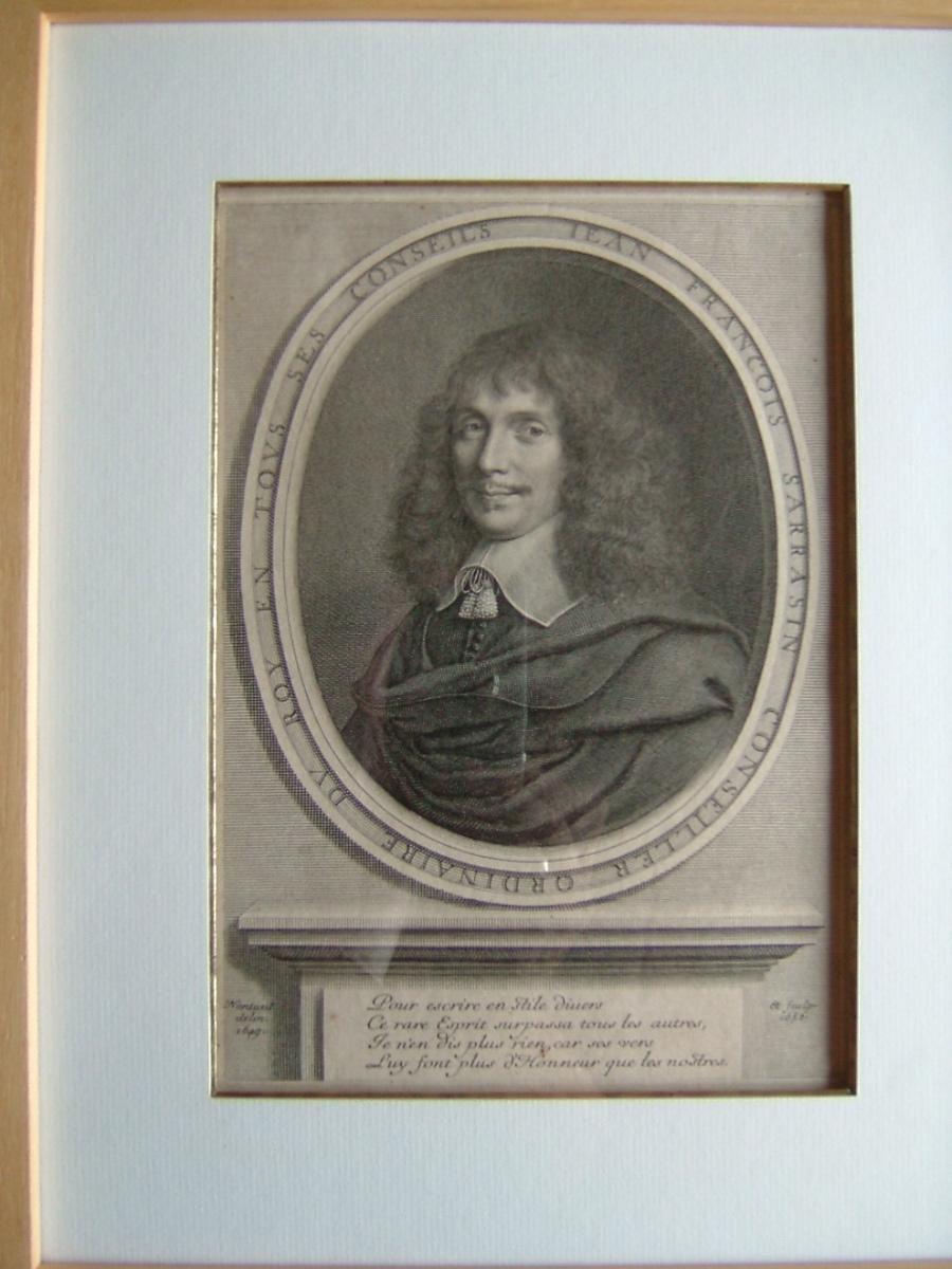 Jean-François Sarrasin, conseiller ordinaire du Roy en tous ses conseils (1605-1654) secrétaire des Commandements du Prince de Conty_0