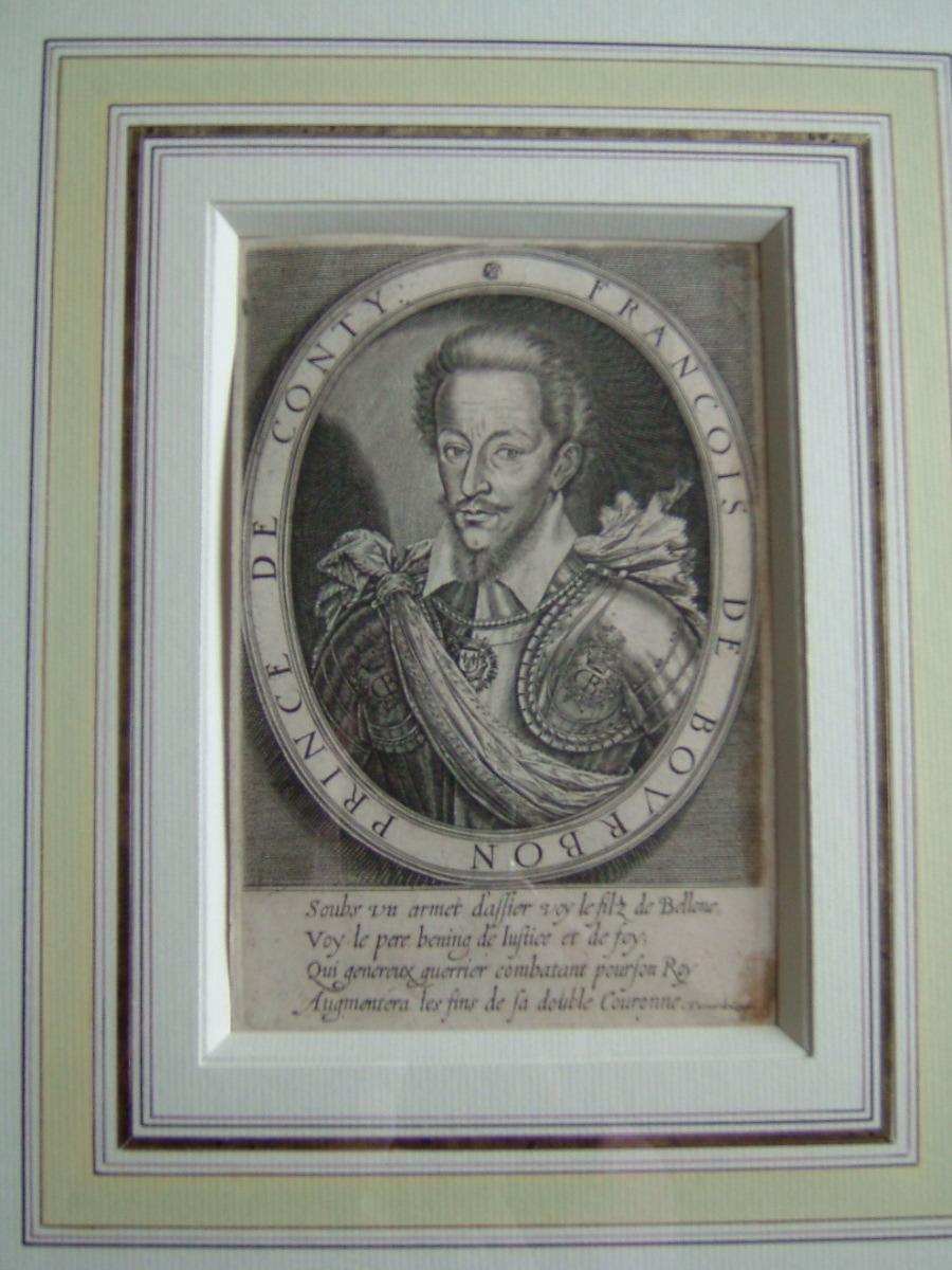 François de Bourbon, Prince de Conty (1558-1614)_0