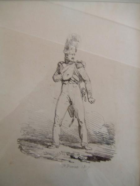 Le grenadier blessé (1817)_0