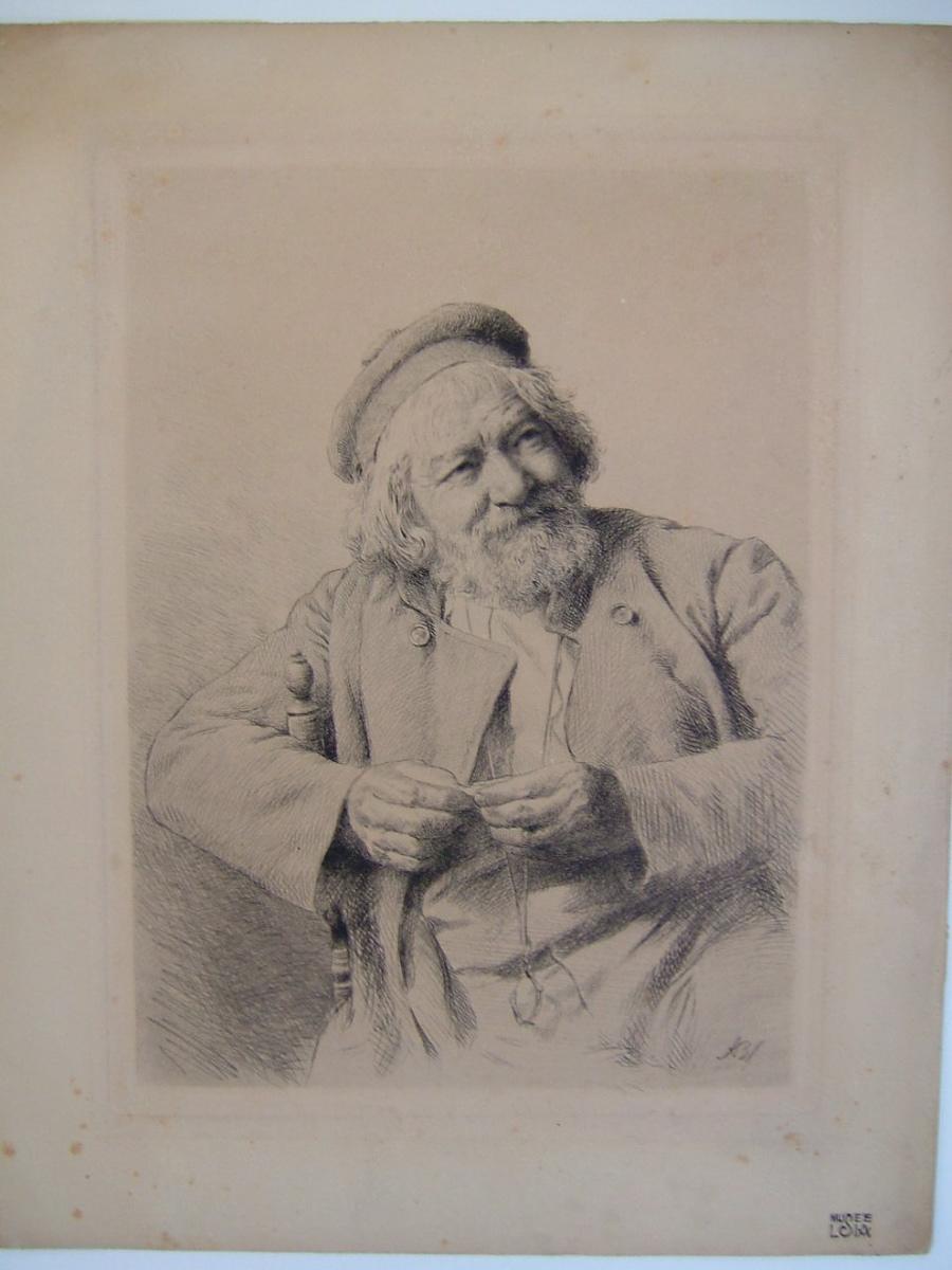 BOULARD Auguste Laurent : Auguste Boulard père