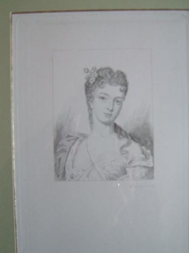Louise Diane d'Orléans, princesse de Conti, épouse de Louis François (?)_0