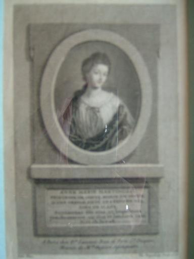 Anne Marie Martinozzi, princesse de Conty, morte en odeur d'une grande piété, le 4 février 1872, agée de 35 ans_0