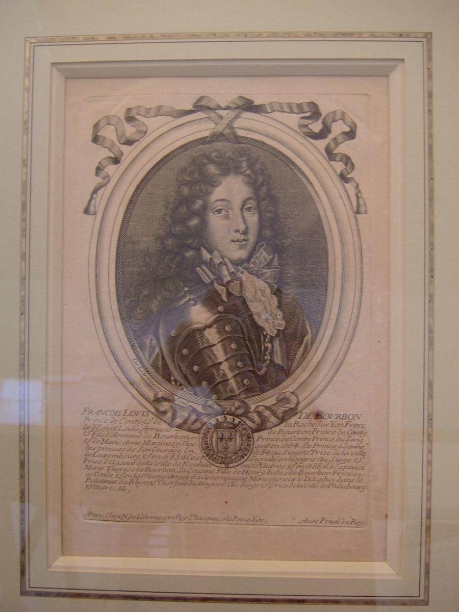 François Louis de Bourbon, Prince de Conty et de la Roche s/ Yon_0