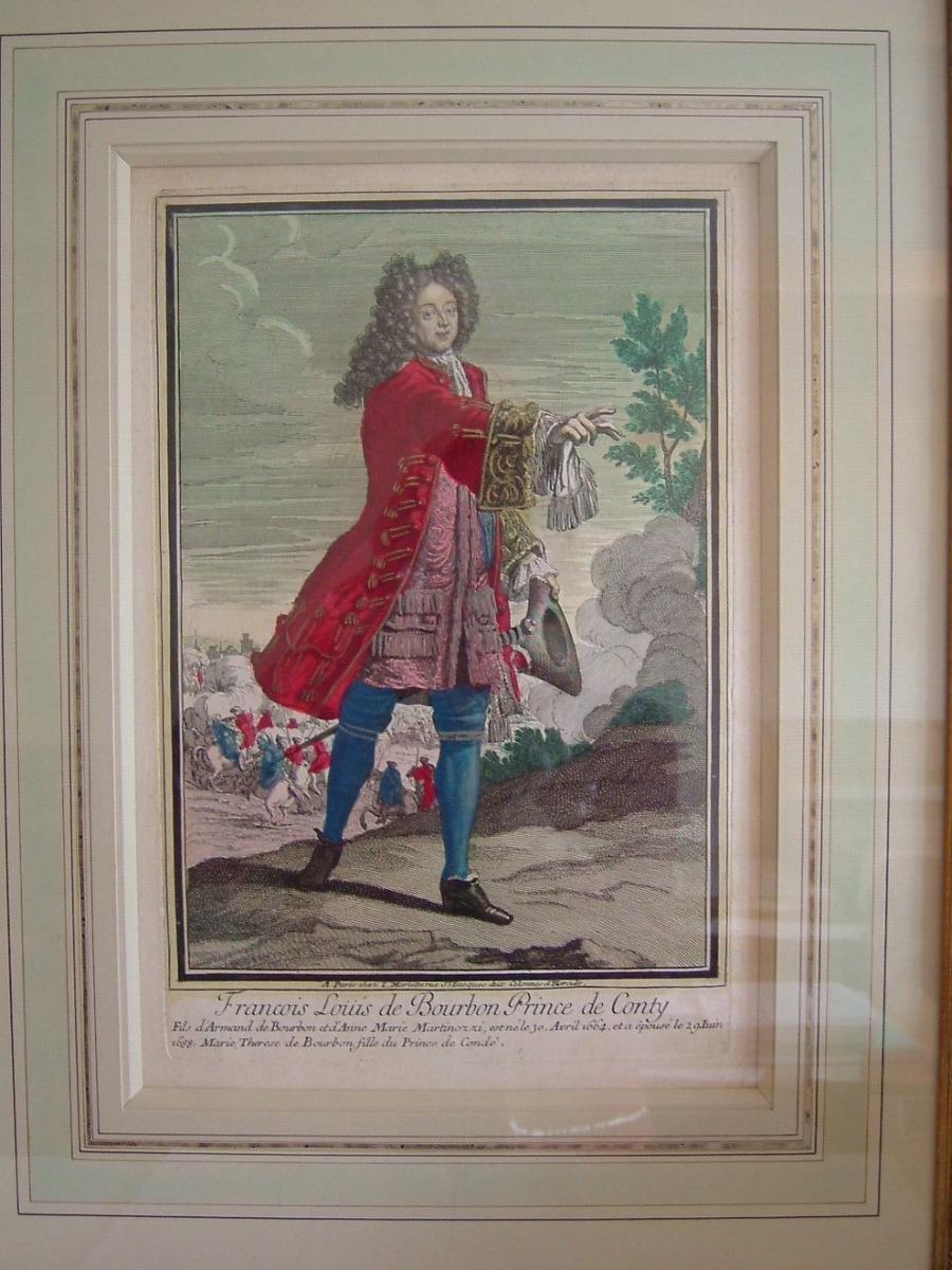 François Louis de Bourbon, Prince de Conty_0