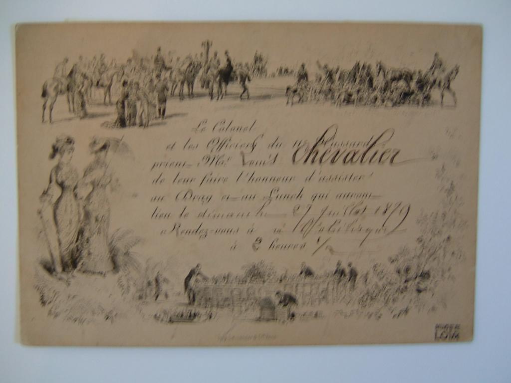 Invitation adressée à Louis Chevalier_0