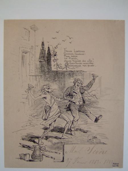 Mr Sévère 27 février 1813-1883 (chanson)_0
