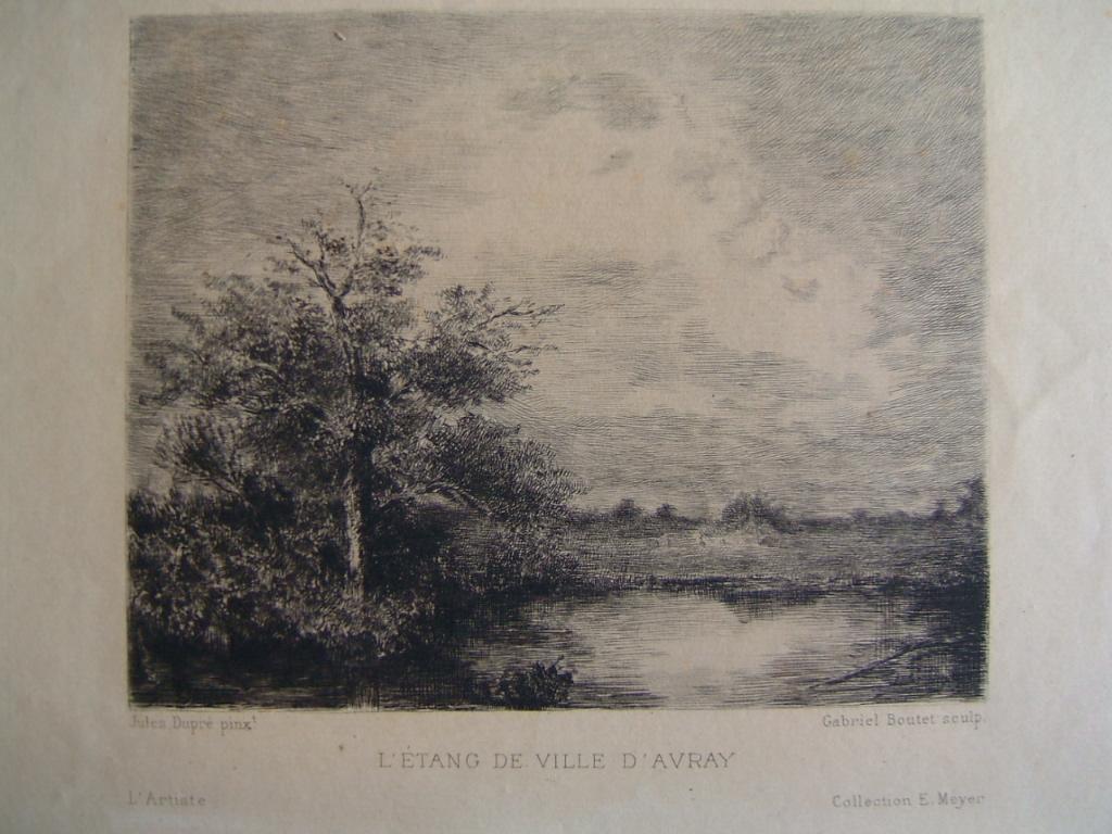 L'étang de Ville d'Avray_0