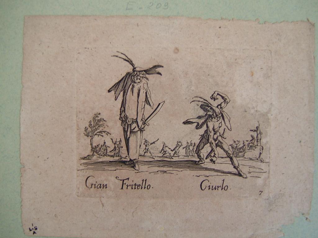 Figures du carnaval (Gian Fritello - Ciurlo)_0