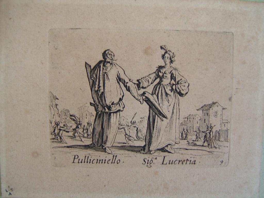 Figures du carnaval (Pulliciniello - Sig. Lucrecia)_0