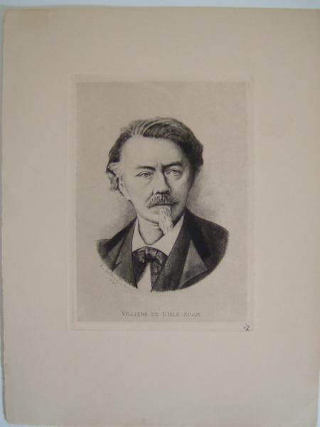 Portrait de Villiers de L'Isle-Adam_0