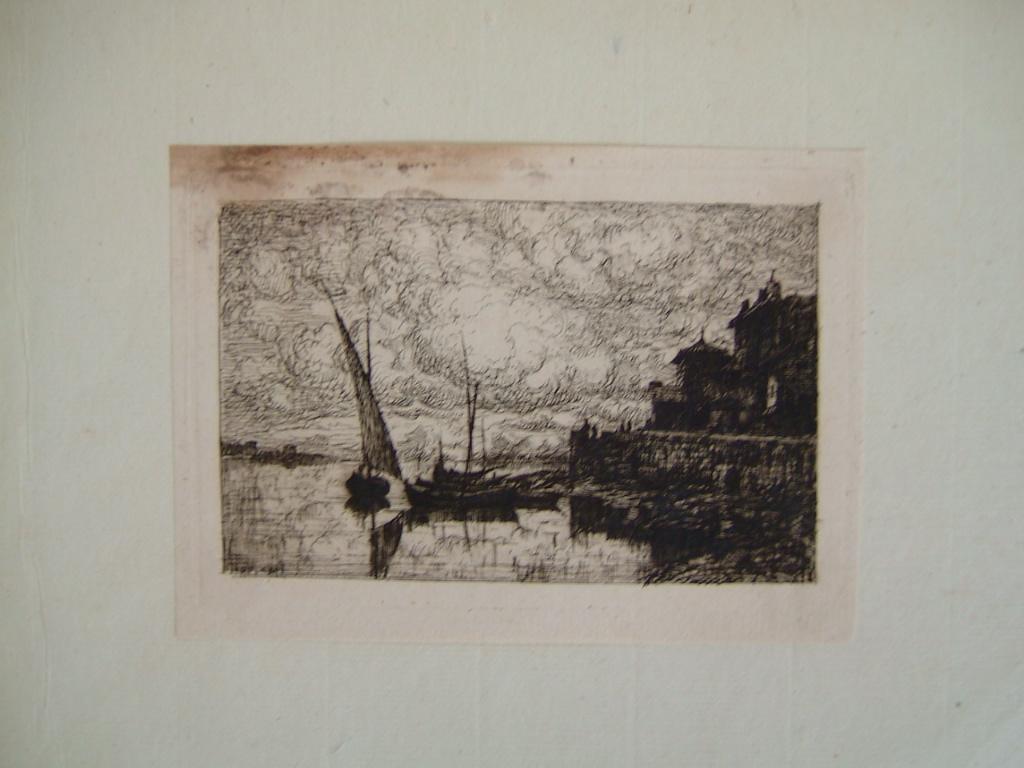 APPIAN Adolphe : Port (factice)