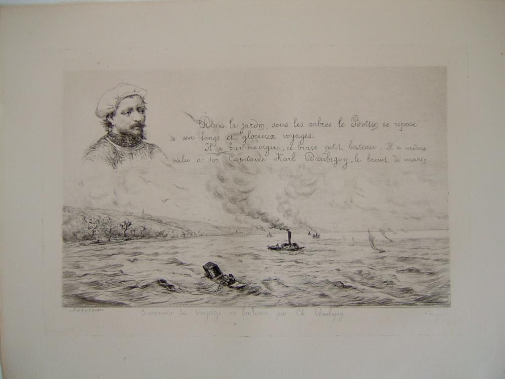 Daubigny, souvenirs et croquis (08) : Souvenir du voyage en bateau par Ch. Daubigny_0