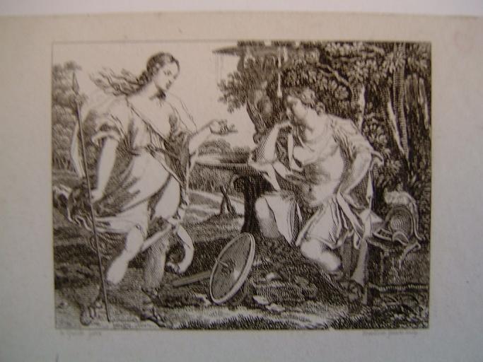 Scène mythologique (femmes guerrières)_0