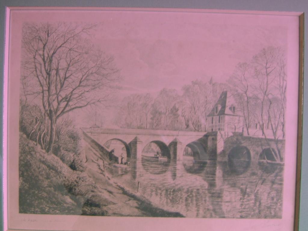 L'Isle-Adam ; le Pont du Moulin_0