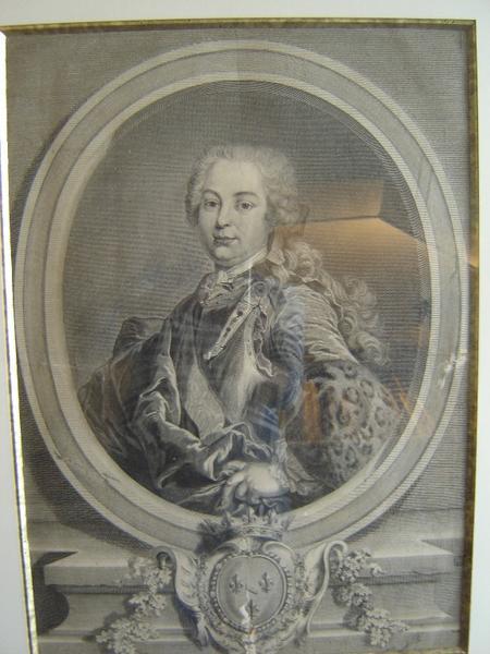 Louis François de Bourbon, Prince de Conty, en roi de Pologne, né le 13/8/1717_0