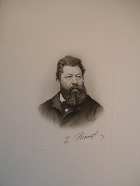 Portrait d'homme barbu (E. Renout)_0