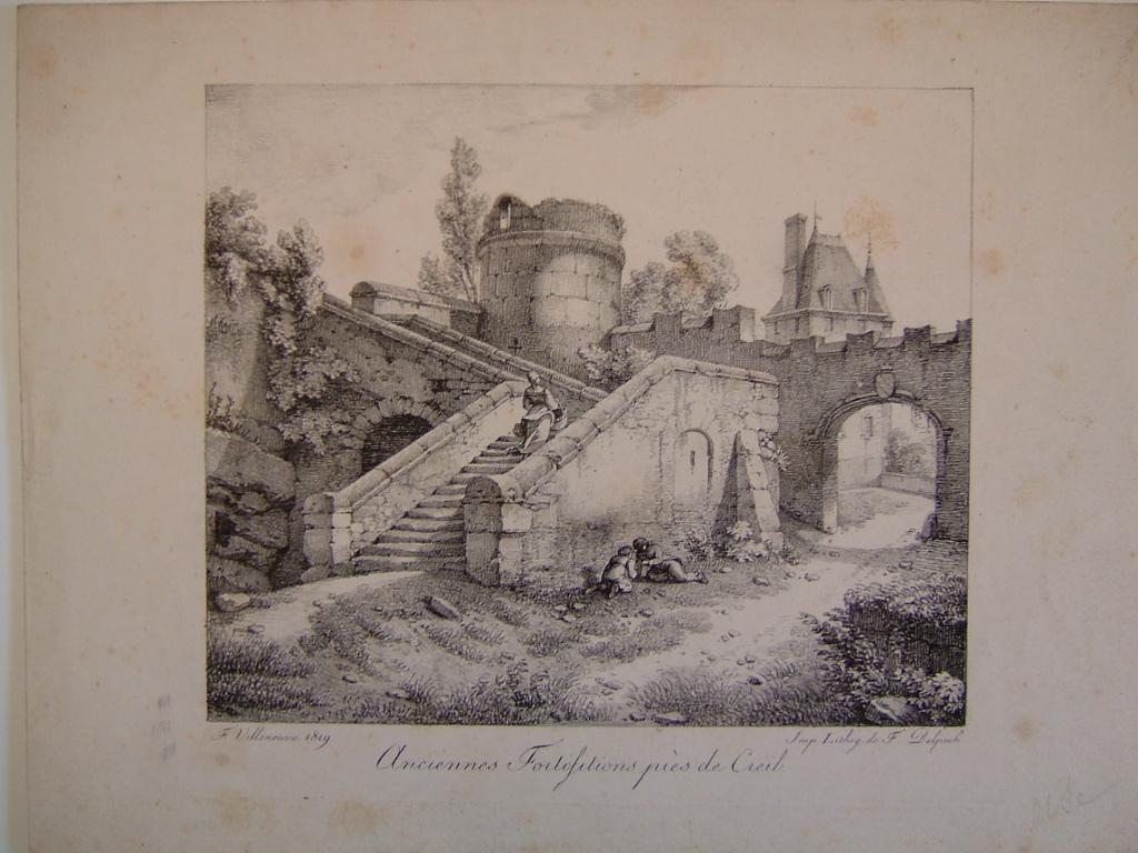 Anciennes fortifitions près de Creil (sic)_0
