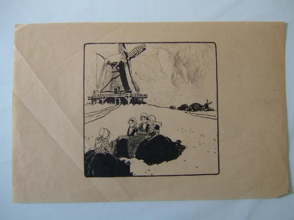 Hollandaises et moulins (factice)_0