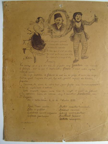 Anniversaire de Gonchon 10 février 1893_0