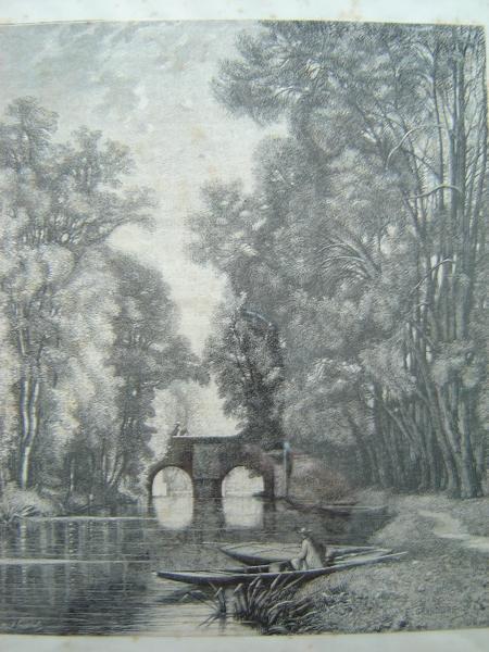 Le bras du Moulin à L'Isle-Adam