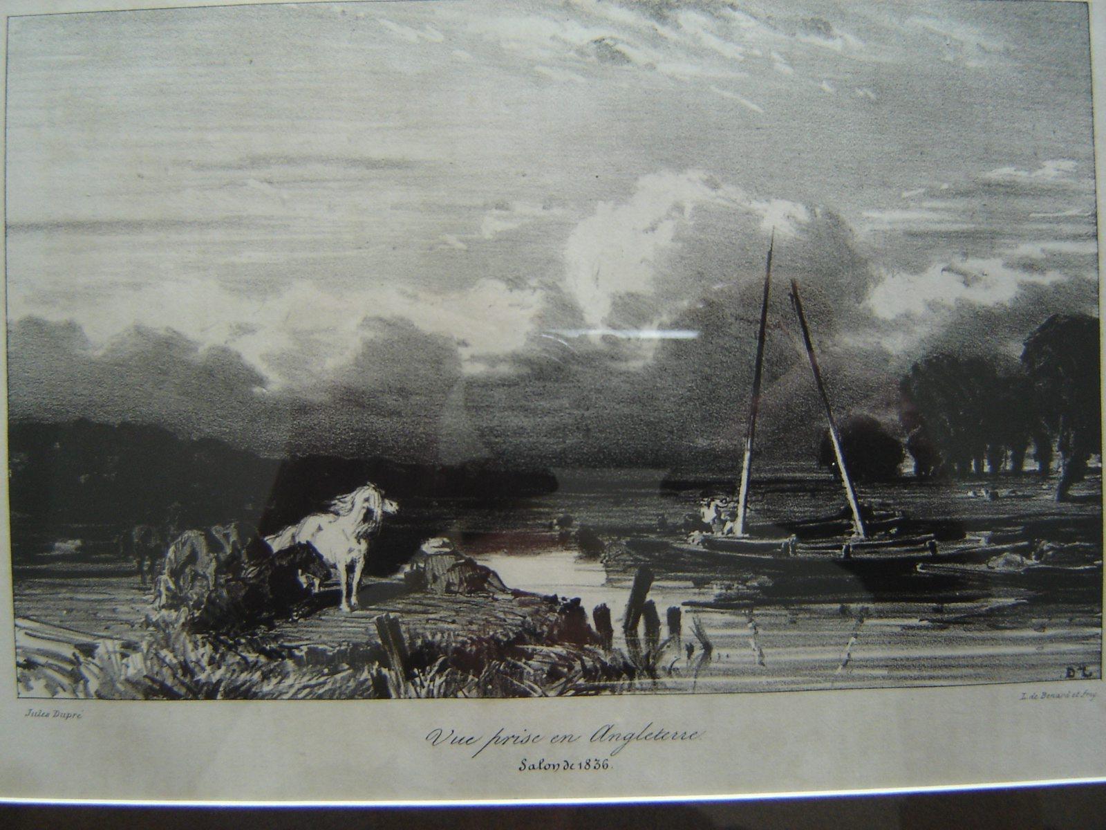 Vue prise en Angleterre, Salon de 1836_0
