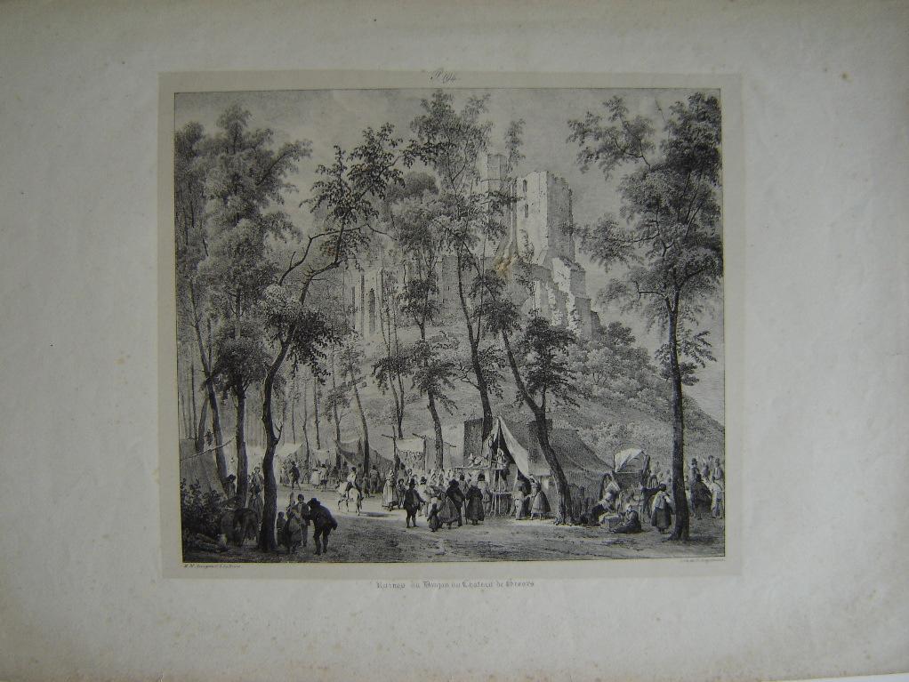 Ruines du donjon du château de Gisors_0
