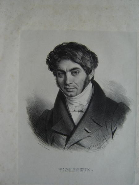 Portrait de Vr Schnetz (directeur de l'Ecole française de Rome vers 1860)_0