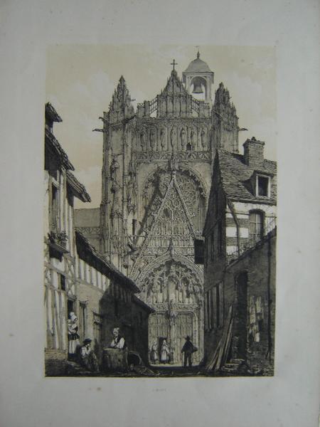 Gisors, l'église