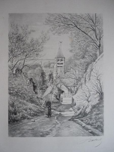 L'église de Mery sur Oise_0