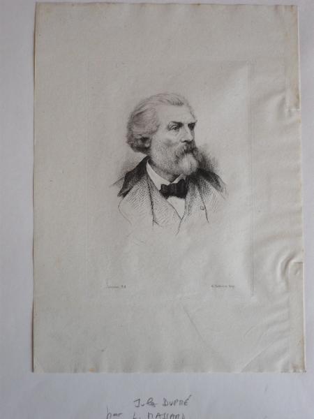 Portrait de Jules Dupré_0