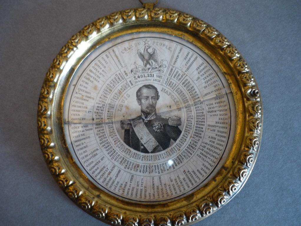Louis Napoléon - L'élu du peuple - décembre 1851_0