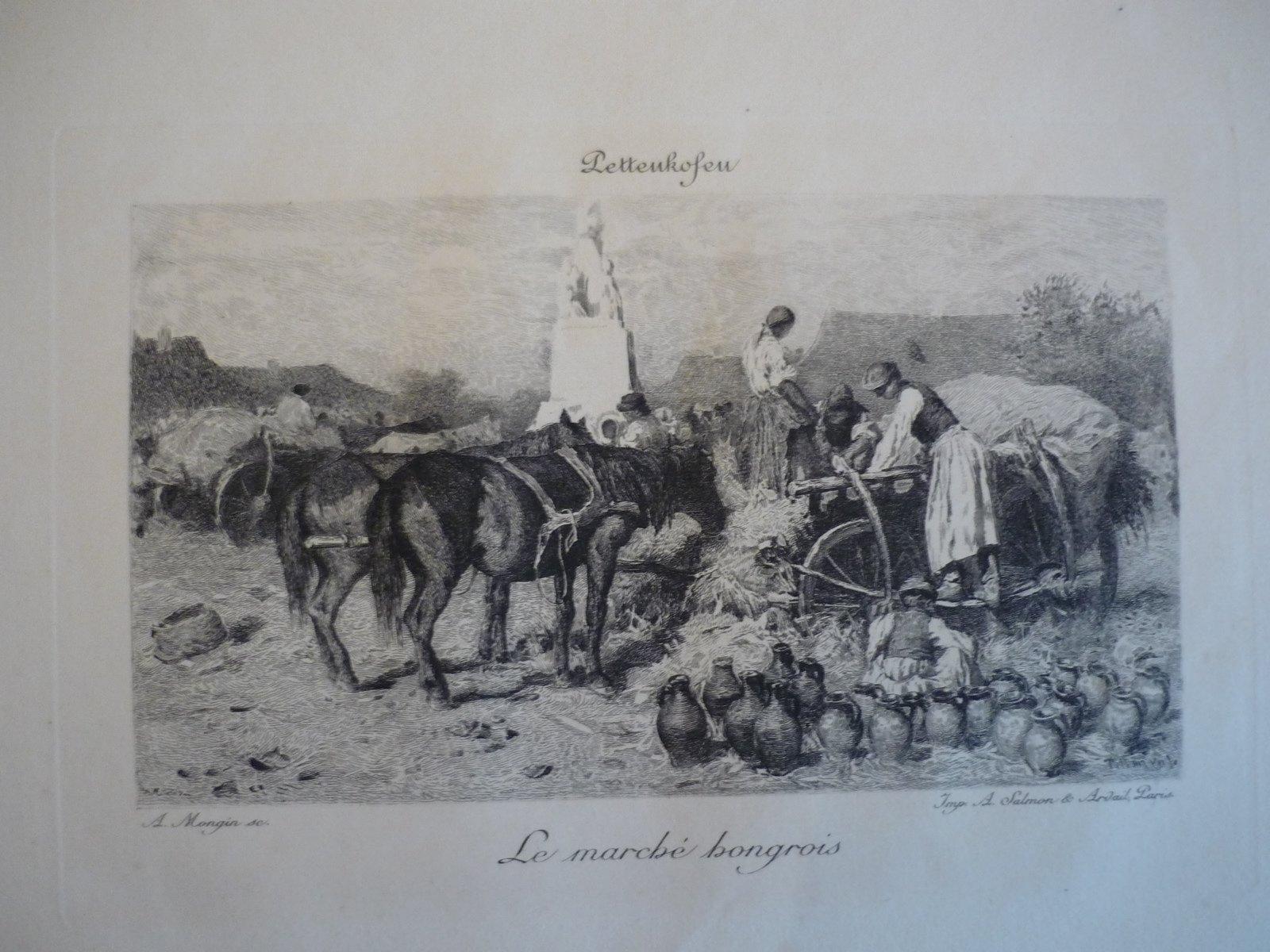 Le marché hongrois