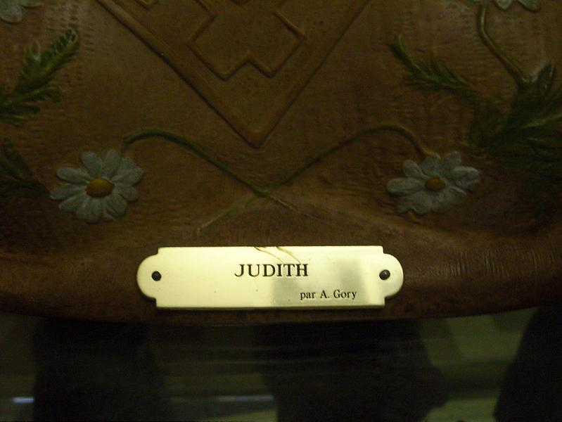 GORI Fortunato, GORY Affortunato : Judith