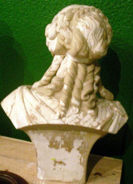 DORIOT Théodore : Buste de la République - Marianne
