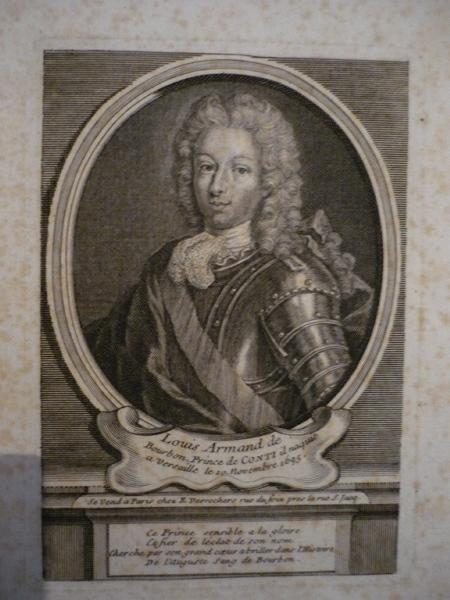 Louis Armand de Bourbon, prince de Conti