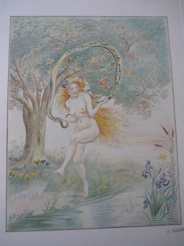 Eve et le serpent_0