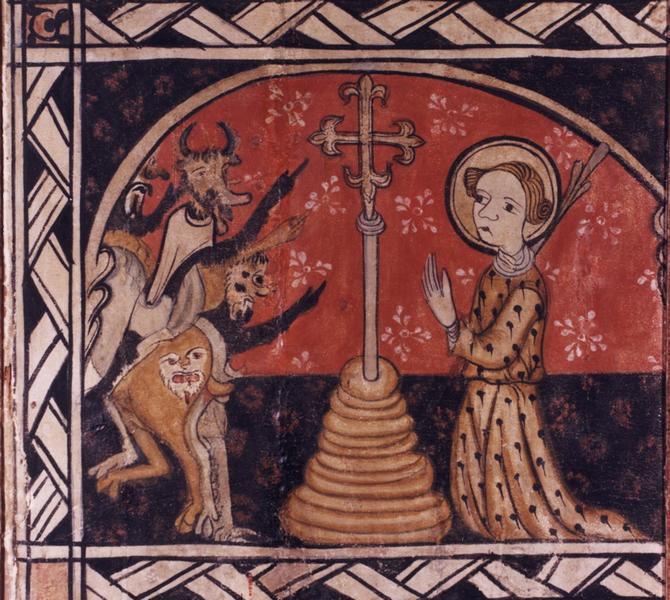 Vie de saint Christophe