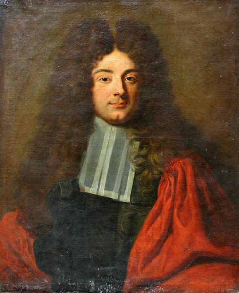 Portrait d'un magistrat_0