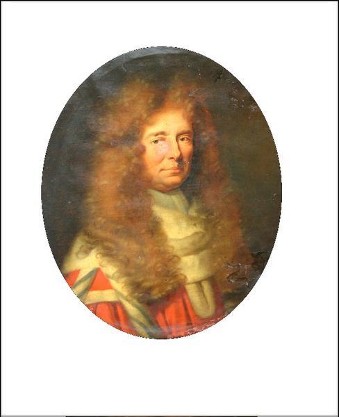 anonyme : Portrait présumé du président François Sagarre